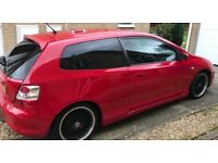Honda Civic 3 Door 1.6i VTEC SE