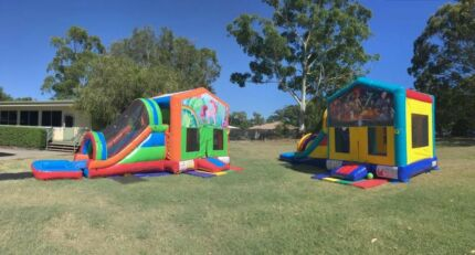 Bouncy Giggles Jumping Castles and Party Hire