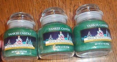 Свечи Lot of 3 YANKEE CANDLE