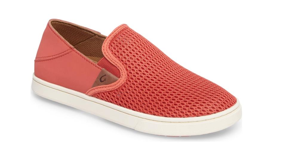 Olukai Pehuea Paprika/Paprika Loafer Shoe Women's sizes 6-11/NEW!!