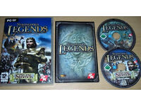 pc dvd stronghold legends special edition