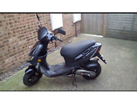 50cc Keeway moped 10/10 Condition. (not cbr 125 not NSR not YZF)