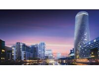 SECURE UNDERGROUND PARKING IN CANARY WHARF AT THE PRESTIGIOUS ARENA TOWER.