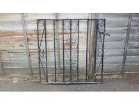 Wrought Iron garden gates for sale