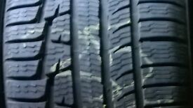 Very good Tyres 215/55r18