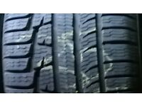 TYRES 215/55R18