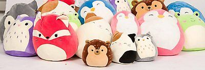 Kellytoy Squishmallow 8  13  16    Clip Many Varieties Hot Toy Hard To Find