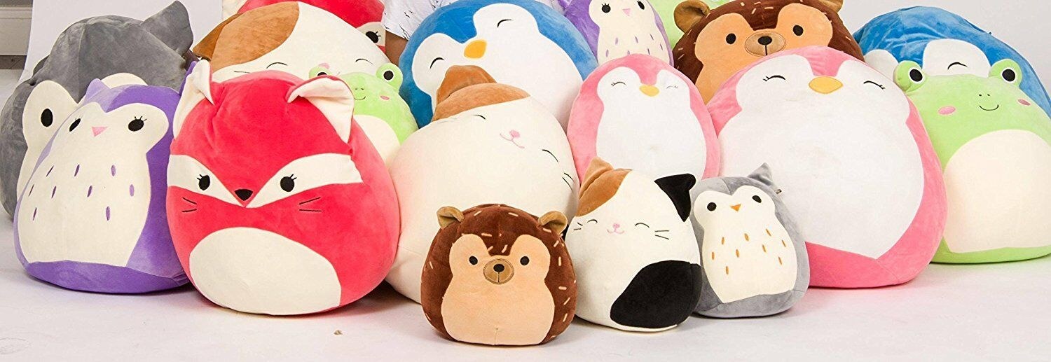 Купить Kellytoy - Buy 1 Get 1 50% OFF Kellytoy Squishmallow 8 13 16 & Clip Many Varieties