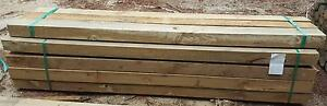 TREATED PINE SLEEPERS CHEAP*** 150X100 2.4M Penrose Bowral Area Preview