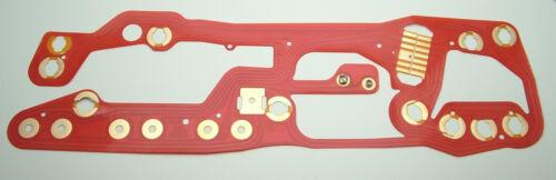 1976 - 1979 Ranchero Sport Instrument Cluster Circuit
