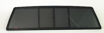 Fit 1984-1995 Toyota Pickup Standard Cab Rear Sliding Window Back Glass Slider
