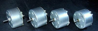 Motor Eléctrico - Bajo Inercia Solar Tipo - 1,5A 9 Voltios, Volumen...