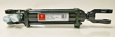 Maverick Hydraulic Cylinder Tie-rod Double Action 2 Bore 6 Stroke 2500 Psi