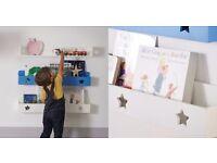 Great Little Trading Co children's nursery book shelf. Brand new in box