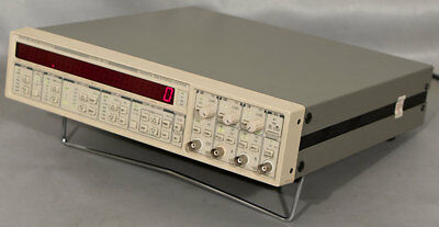 Stanford Research Sr620 Universal Time Intervalfrequency Counter 1.3 Ghz 25 Ps