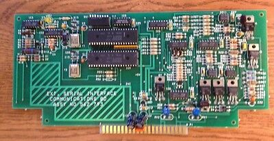 Simplex Fire Alarm Ext. Serial Interface Communications Board 562-793