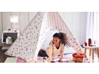 Brand new, never used Blossom Wigwam from 'Great Little Trading Company'