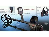 looking for minelab ctx 3030