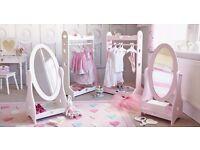 Full length child dressing up - princess mirror - NEW