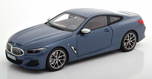 BMW 8 SERIES 850i M COUPE (G15) 2018 - 1:18 Norev - Diecast Model Car Collection