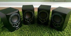 Home cinema speakers Mission M30i