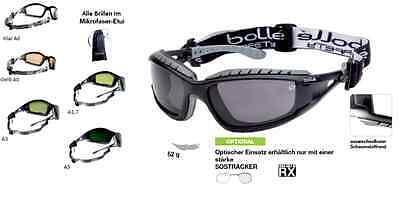 Schutzbrille Tracker II Bolle Sportbrille Fahrradbrille Paintball Brille