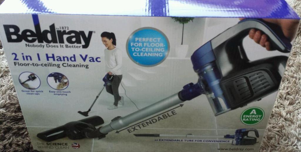 Vacuum cleaner (Brand New )