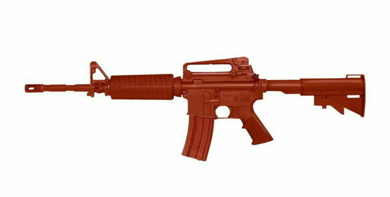 ASP Government Carbine Red Gun Rubber Police Training Gun .223 AR NEW