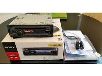Sony CDX-GT25 CD MP3 Aux Car Stereo