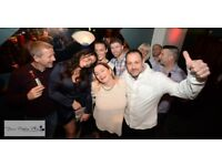 BOREHAMWOOD New!! 30s to 50sPlus PARTY (Launch) for Singles & Couples - Friday 8th June