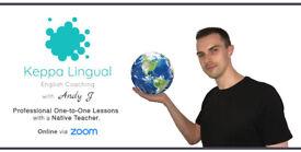 Experienced Native English Teacher! - Online - ESOL & IELTS - Mini Stories - Conversation Practice