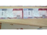 WALES VS SOUTH AFRICA x 2 RUGBY tickets. 2016 AUTUMN INTERNATIONAL. SAT 26TH NOV 2016