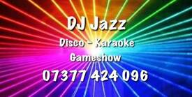DJ Jazz Disco Hire