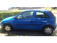 Vauxhall Corsa for sale, 1.3 litre turbo diesel, 3 doors, £699 in Abingdon