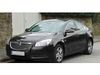 VAUXHALL INSIGNIA, 1.8 PETROL, 2009, BREAKING FOR SPARES