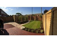 Want to love your garden again? Get in touch for a free quotation