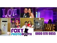 Scotland's number 1 Photo Booth supplier | Marryoke | LOVE LETTERS | CANDY CART | POST BOX | DJ's