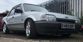 1987 E Reg Ford Orion 1.4 CVH