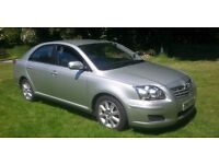 Toyota Avensis Only 80.000miles