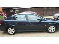 Vauxhall Vectra 2002 1.8 Petrol