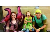 Actors / Teachers Wanted for Children's Entertainment Company WEEKENDS