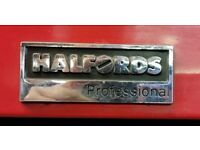 Halfords Profesional Tool Chest 8 Drawer Model