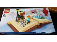 LEGO Exclusive Creative Personalities Hans Christian Andersen 40291 - Sealed