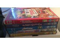 5 Disney muppet dvds