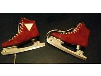Ice skates - tri skates