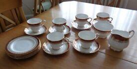 Duchess Winchester Bone China Tea Set