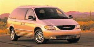 2001 Chrysler Town & Country VAN LIMITED