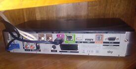 Sky+ HD Box 500GB (part code 15024, DRX890W-C) in VGC - from a pet and smoke free home