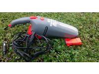 BLACK & DECKER - Dustbuster 12v Car Vacuum Cleaner AV1205 Caravan / Auto Va