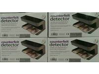 Brand New Bank Note detector 4 sale